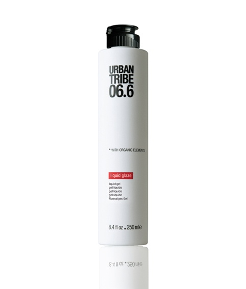 New Urban Tribe product: 06.6 Liquid Glaze - Liquid gel with organic elements! #hair #beauty