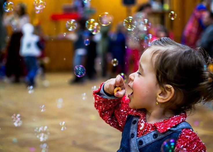 Bubble joy by Hubert Müller on 500px