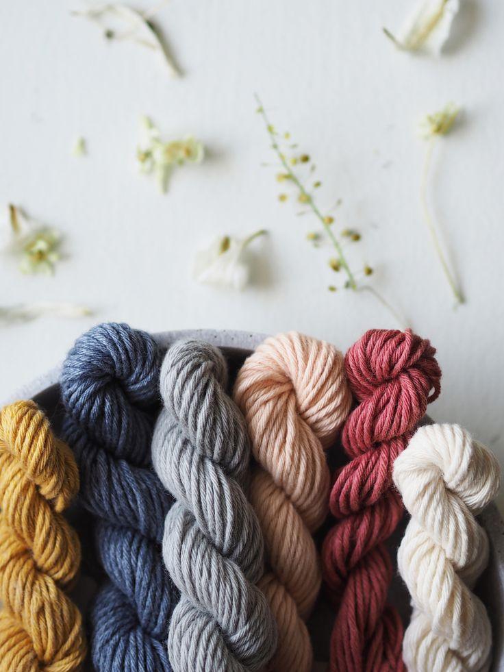 Novita Autumn/Winter 2017, Novita Wool Cotton yarn #novitaknits #knitting #knits https://www.novitaknits.com/en