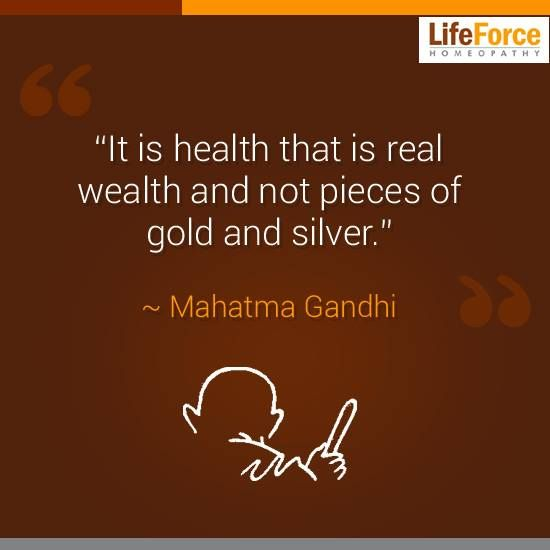 Gold and Silver will never help you to recover your health. #StayFit #HealthIsWealth