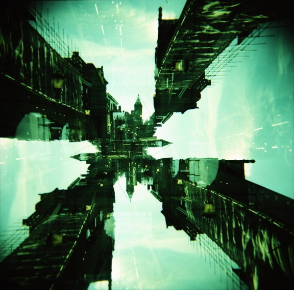 Multiple Exposures // Lomography