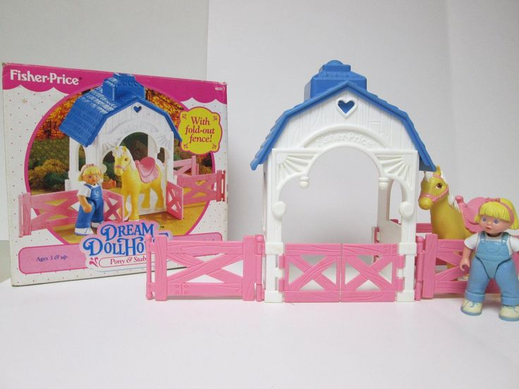 11 Best Fisher Price Vintage Dream Dollhouse 1990s Images
