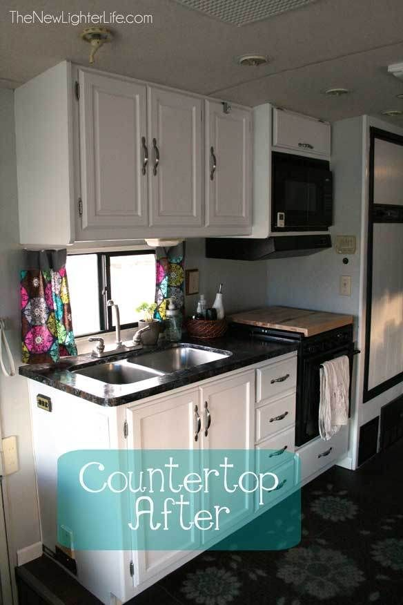 90 best images about winnebago on pinterest house tours for Paint choices for kitchen
