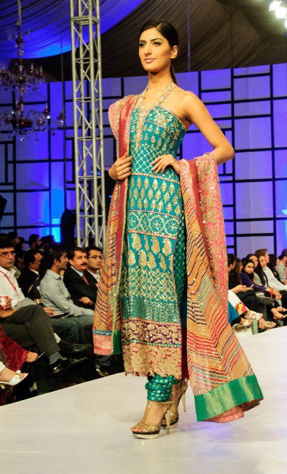 Pakistan fashion week 2012 | PINKVILLA