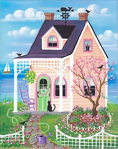"Kim Leo - ""Magnolia Lane Cottage"""