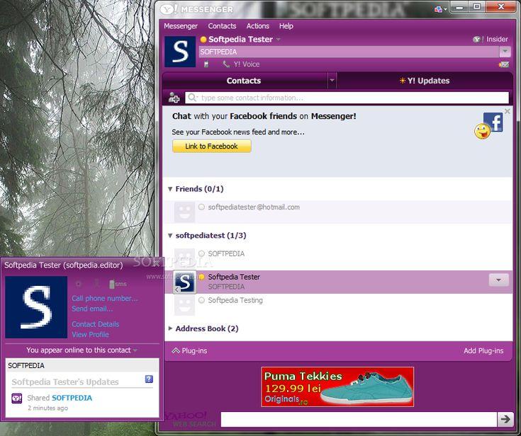 Free Download Yahoo Messenger For Blackberry 9800