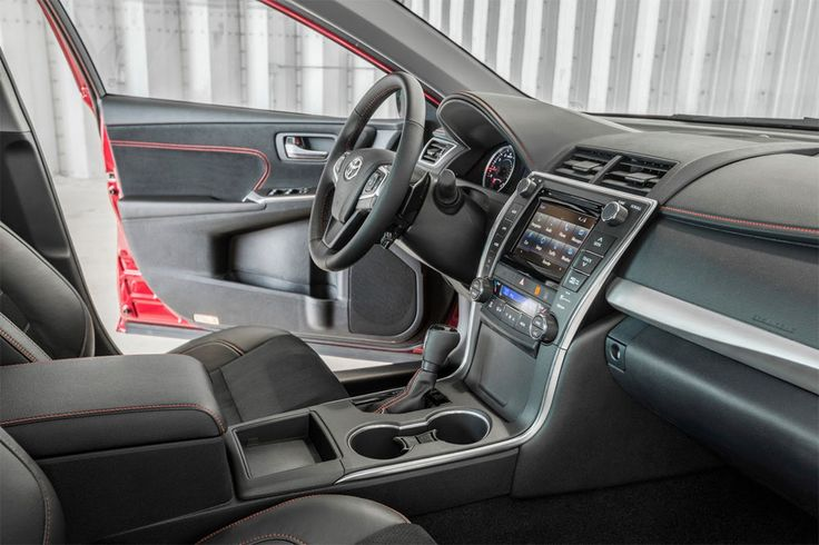 Release Toyota Camry 2015 Review Interior View Model