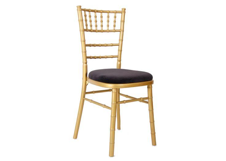 Hyr Chiavari stol guld - Kikiriki Tält & Möbler