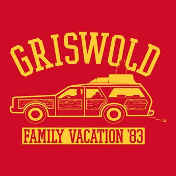 Griswold vacation T-Shirt funny t shirt cool tshirt 80s movie t shirt (also available on crewneck sweatshirts and hoodies) SM-5XL on Etsy, $9.00