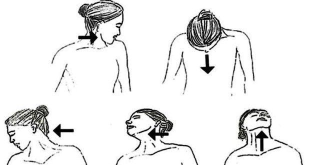 Voici les 10 meilleurs exercices pour se débarrasser du double menton rapidement.
