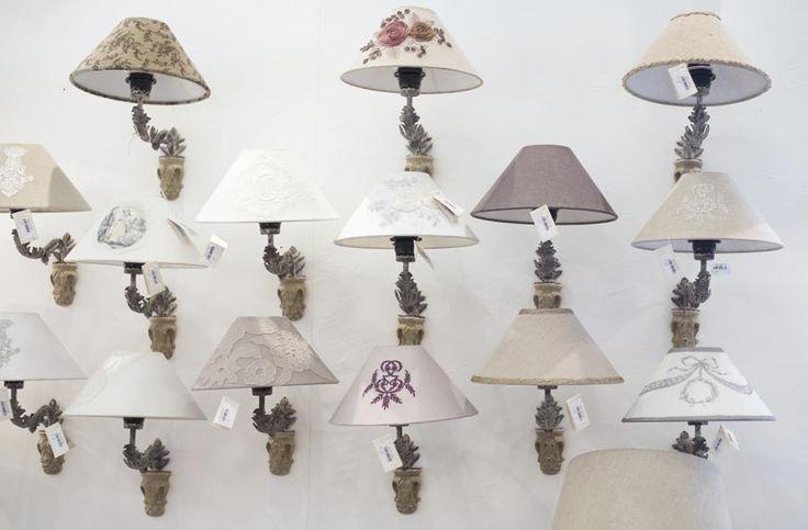 COQUECIGRUES | Collection de luminaires de style ancien 18ème siècle.