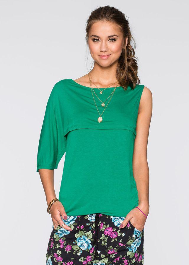 Блузка на одно плечо Прелестная блузка • 399.0 грн • bonprix