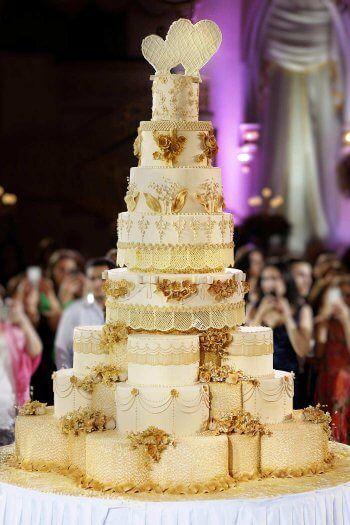 395 best Hochzeitstorten images on Pinterest