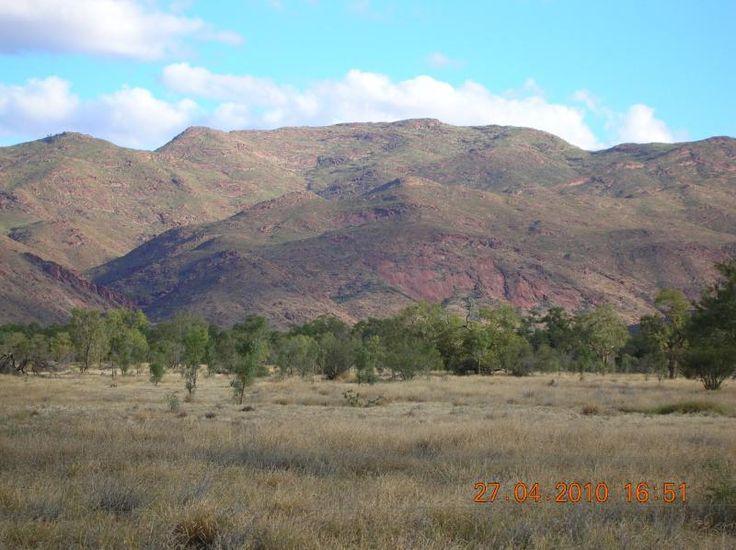 Mount Zeil,  Australia's Northern Territory
