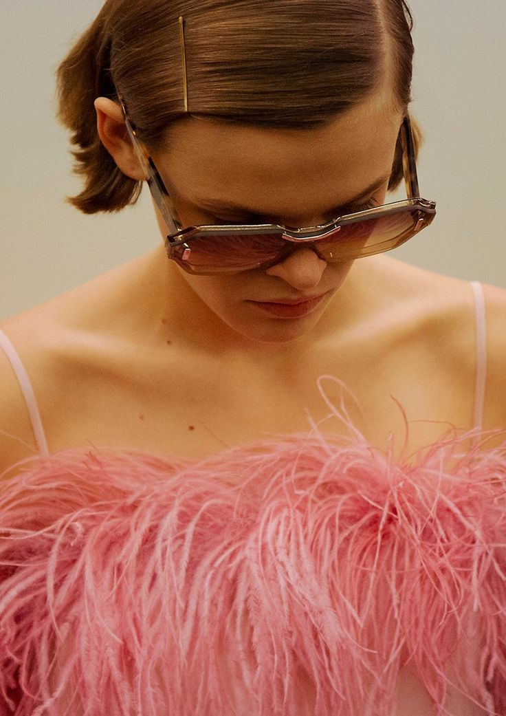 Fashion, film and retro futurism collide at Prada SS17.
