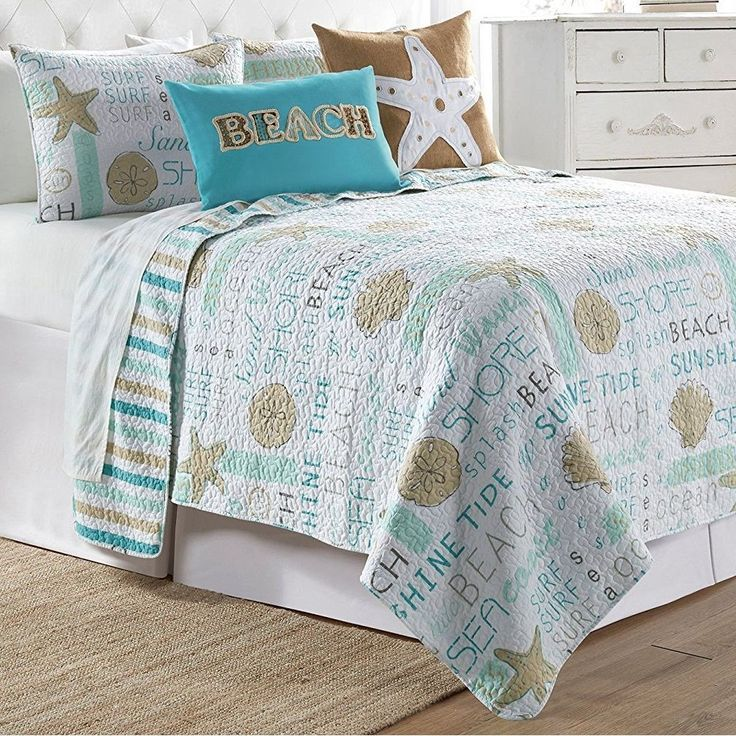 200 Coastal Bedding Sets And Beach Bedding Sets For 2020 Beachfront Decor Beach Bedding Sets Beach Bedding Coastal Bedding Sets