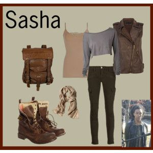 The Walking Dead inspired outfits