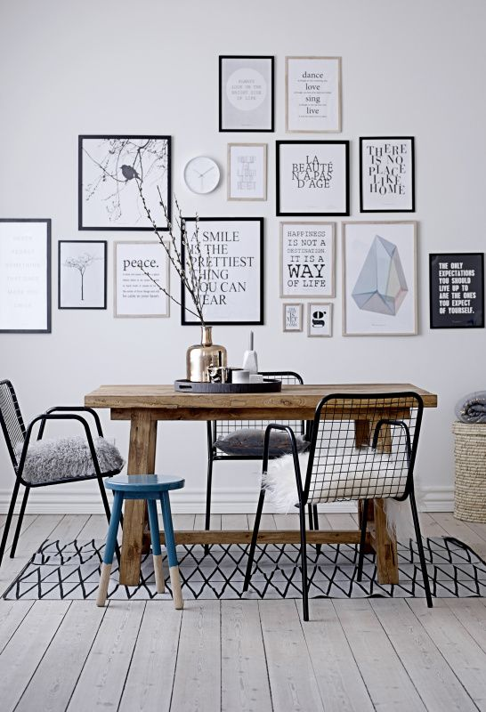 Clippings #dining #room #posters