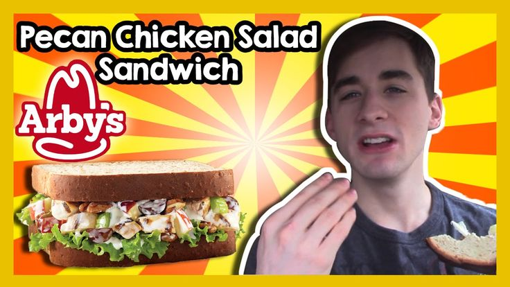 Awesome Arby's Pecan Chicken Salad Sandwich-Two Minute Tuesday-ep.2 #food #cook #kitchen