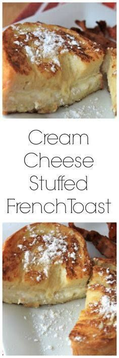 Cream Cheese Stuffed Cream Cheese Stuffed French Toast Recipe :...  Cream Cheese Stuffed Cream Cheese Stuffed French Toast Recipe : http://ift.tt/1hGiZgA And @ItsNutella  http://ift.tt/2v8iUYW