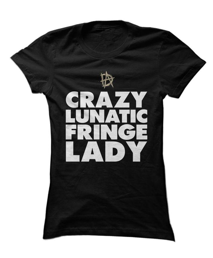 Dean Ambrose - Crazy Lunatic Fringe Lady