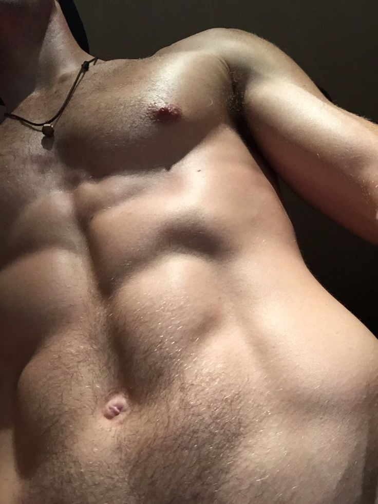 Great abs cock fingering rube