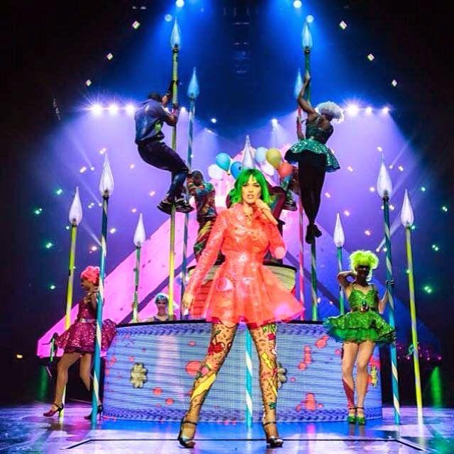 Katy Perry Prismatic Tour 2014