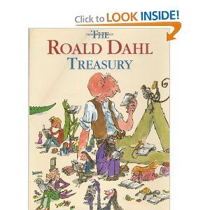 The Roald Dahl Treasury by Roald Dahl. $3.99. 448 pages. Publisher: Viking Juvenile; First Edition edition (October 1, 1997). Author: Roald Dahl