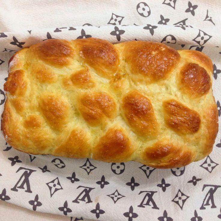 Chalá, meu primeiro pão caseiro.                              …