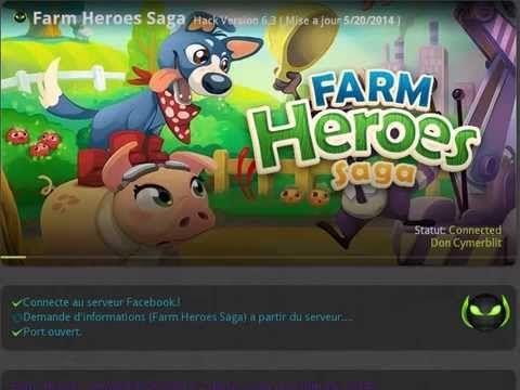 Farm Heroes Saga Triche