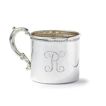 19 best silver baby gifts images on pinterest baby gifts baby sterling silver baby cup with floral handle negle Image collections