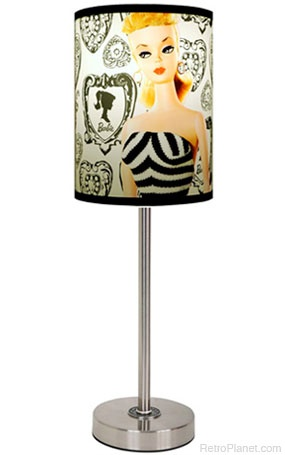 Barbie Lockets Table Lamp.. for my dream house Barbie room