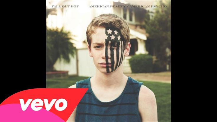 """Fall Out Boy - Irresistible (Audio) // The way Patrick says """"mon chéri"""" though <3"""