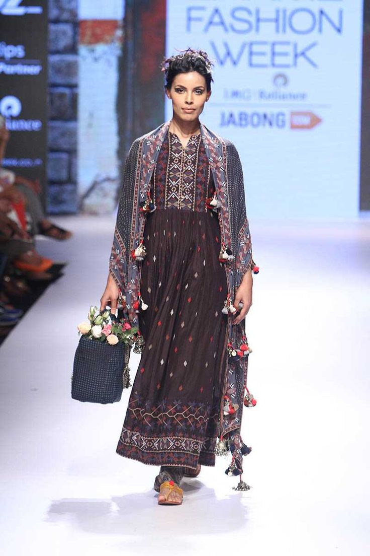 Vrisa at Lakmé Fashion Week Winter/Festive 2015