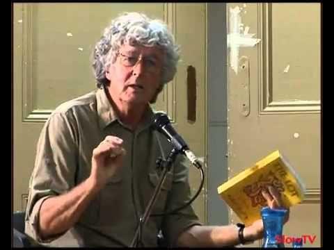 ▶ Michael Leunig (p2) in conversation with Jane Sullivan. - YouTube