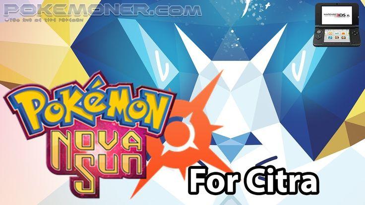 https://youtu.be/ULFg_XWUvXY Pokemon Nova Sun - Gameplay