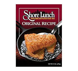 Shore Lunch Fish Batter Mix | Scheels #ScheelsWishList