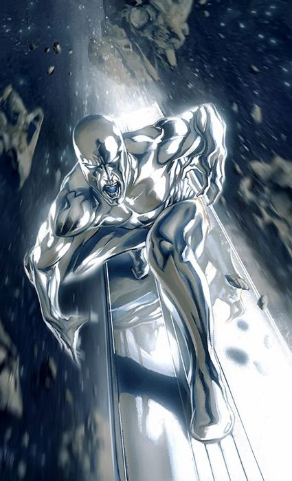 "Silver Surfer ❤❦♪♫Thanks, Pinterest Pinners, for stopping by, viewing, re-pinning, & following my boards. Have a beautiful day! ^..^ and ""Feel free to share on Pinterest. #fashionupdates ❤❦♪♫!♥✿´¯`*•.¸¸✿♥✿´♥✿´¯`*•.¸¸✿♥✿´¯`♡♥♡♥"