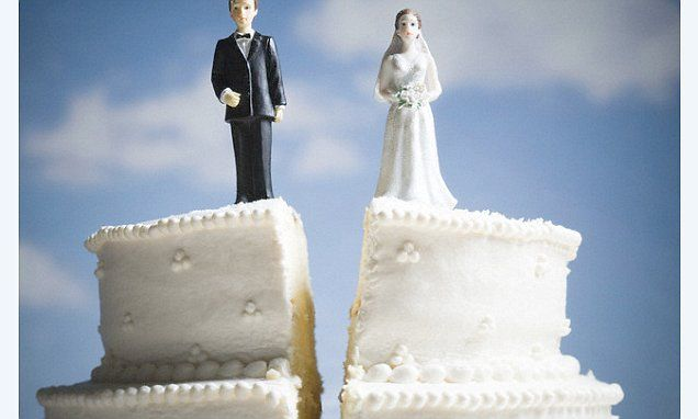 Couples 'more likely to divorce if the wife becomes ill'