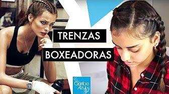 trenzas boxeadoras - YouTube