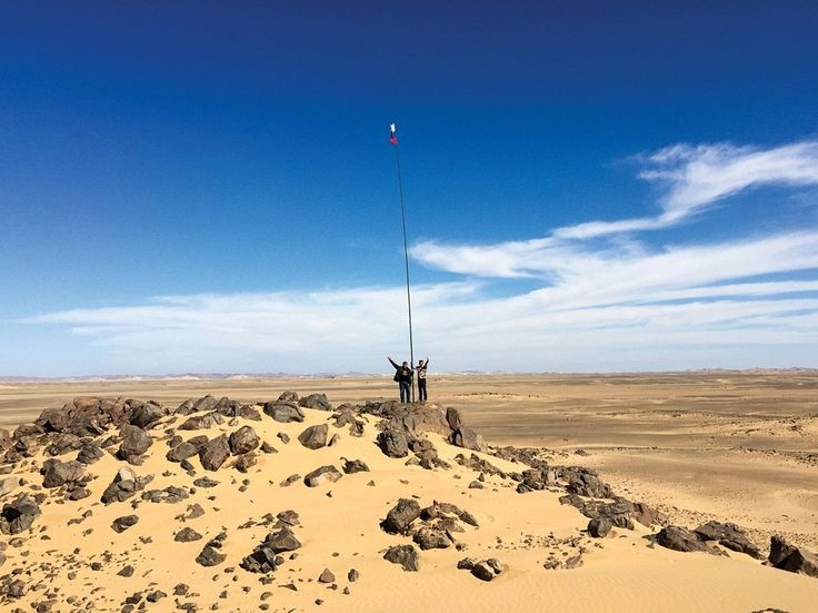 Bir Tawil: The Land No Country Wants
