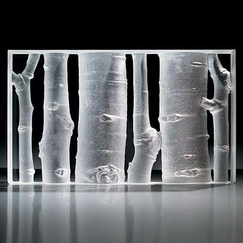 Crystal block | SteubenGlass.