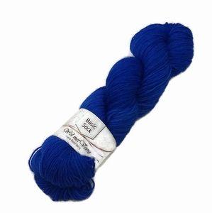 Basis Sok 4-draads Sapphire Blue
