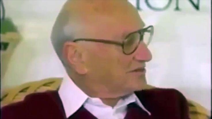 Милтон Фридман предсказал появление Bitcoin в 1999 году.