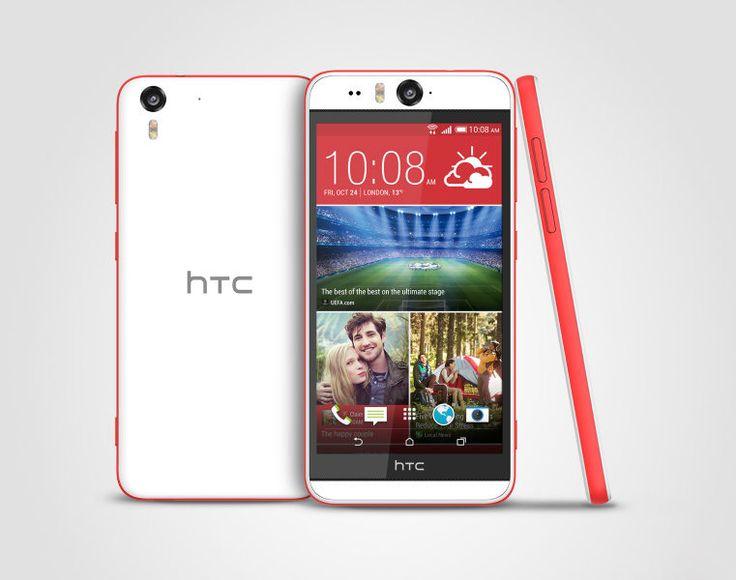 HTC Event: Επίσημη παρουσίαση του Desire Eye με 13ΜΡ εμπρόσθια κάμερα