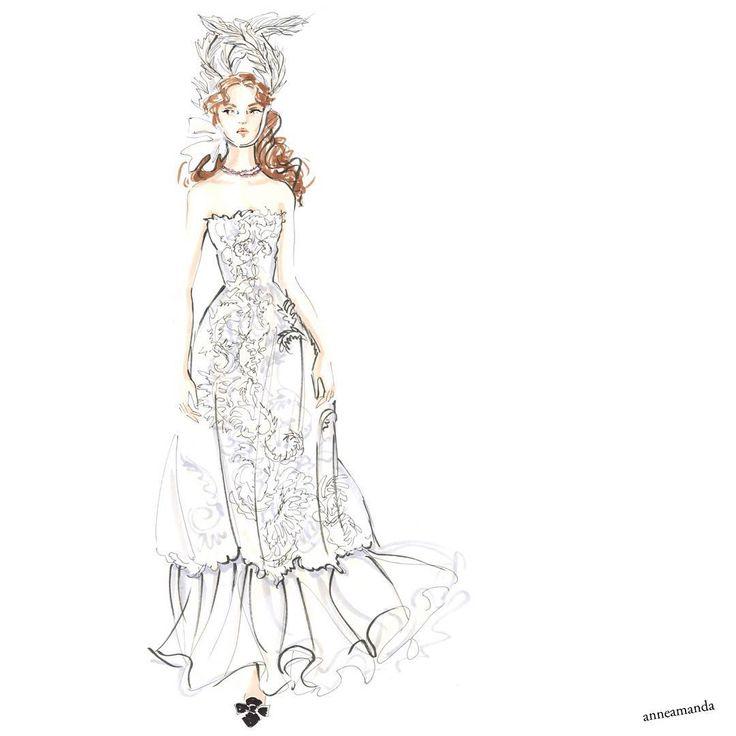 792 seuraajaa, 263 seuraa, 181 julkaisua - Näytä käyttäjän anneamanda fashion (@anneamanda_illustration)