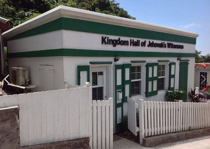 This is probably one of the smallest Kingdom Halls in the world but it is very tidy. Saba is a 5sq mile island south of St-Martin…