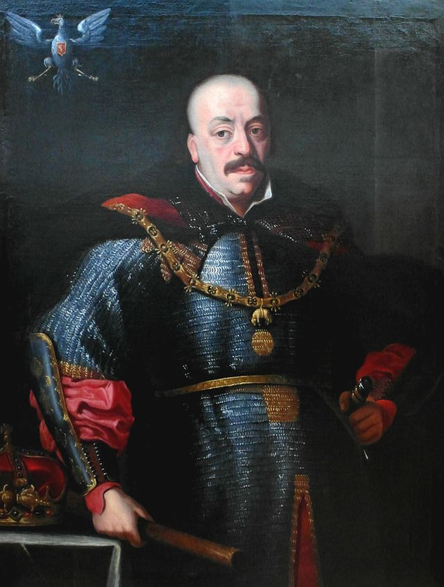 Portrait of John II Casimir of Poland (second half of 17 century) - Jan II…