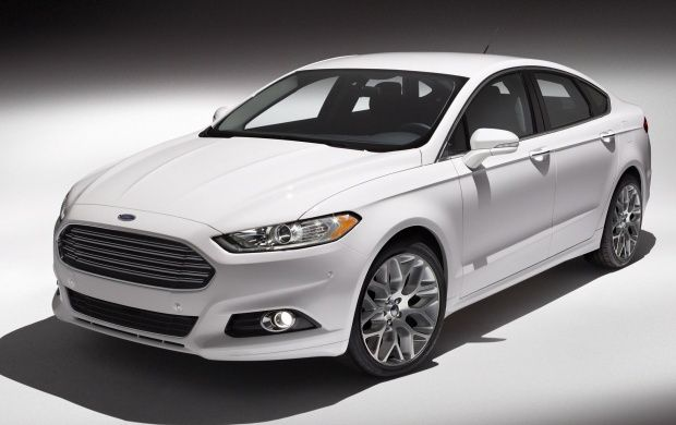 2013 ford fusion quarter panel