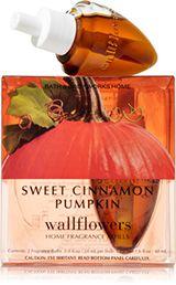 Sweet Cinnamon Pumpkin Wallflowers 2-Pack Refills - Home Fragrance - Bath & Body Works